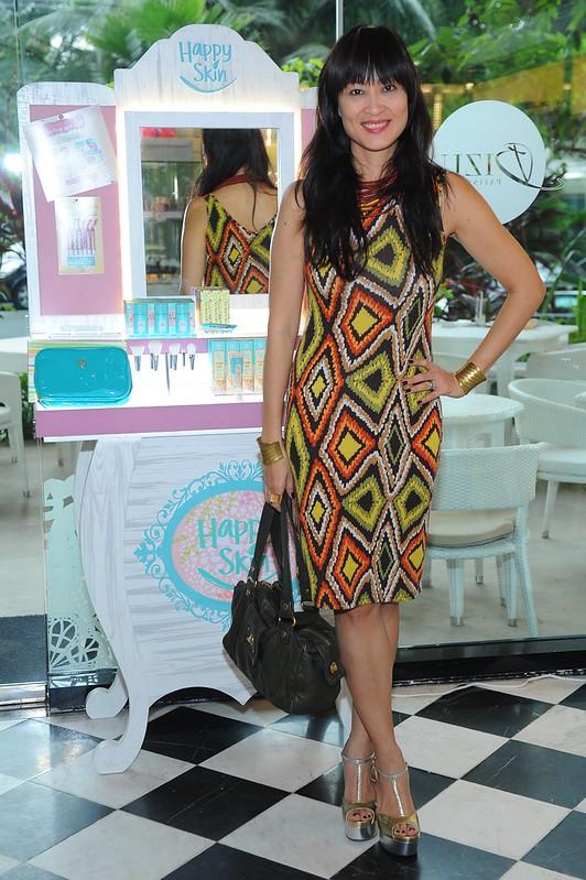Myrza Sison of Cosmopolitan