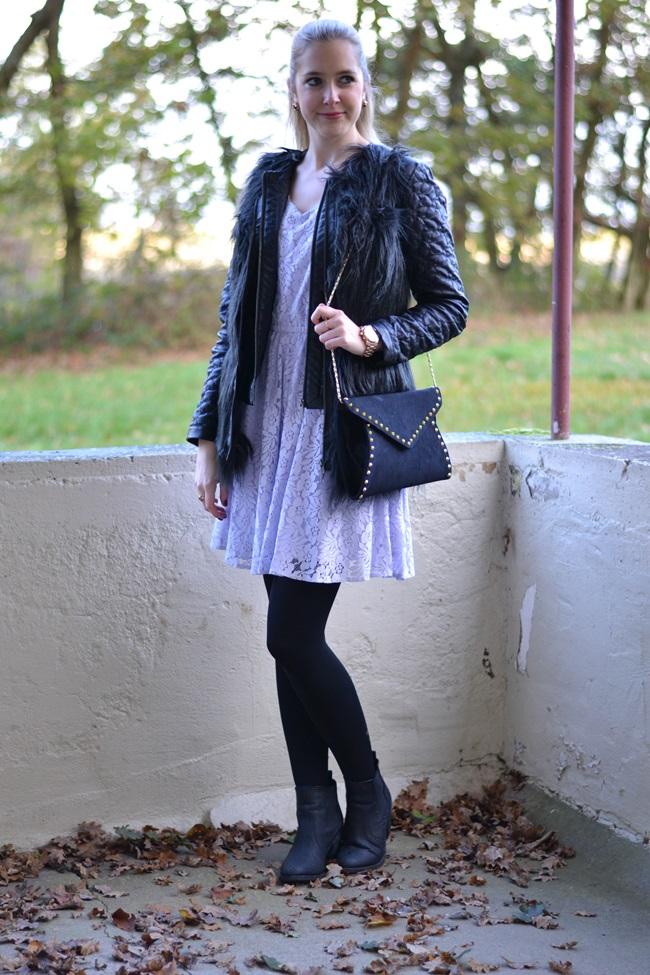 Sommerkleid im Herbst stylen Variante III (2)