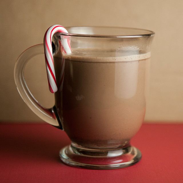 Creamy Peppermint Hot ChocolateIMG_7902
