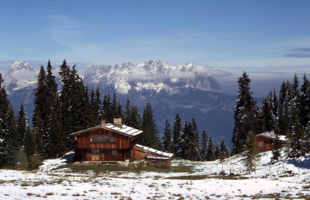 5. Los Alpes en Kitzbühl. Autor, Mdintenfass