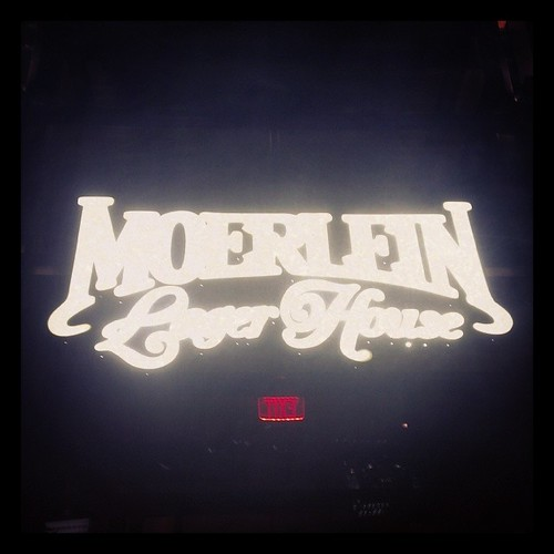 Moerlein Lager House...