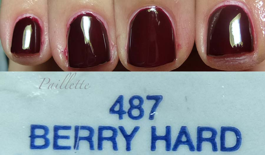 Paillette: a little nail polish journal: Nubs and Vampitude