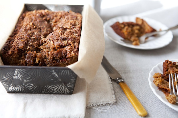 Applesauce bread from Food52