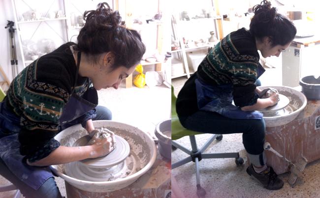 amaia arrazola pottery