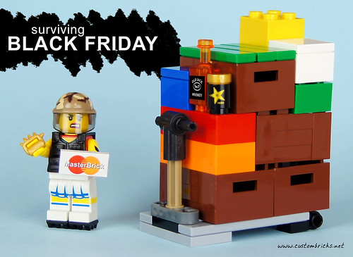 Black Friday by customBRICKS