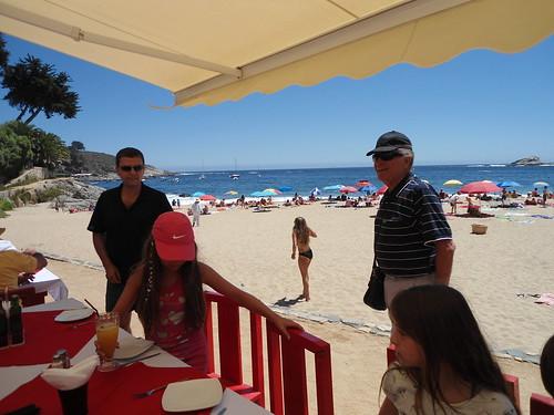 Restaurante César, Zapallar, Chile - www.meEncantaViajar.com by javierdoren