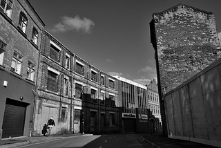 Derelict Factories, Legge Lane, Birmingham 19/10/2013