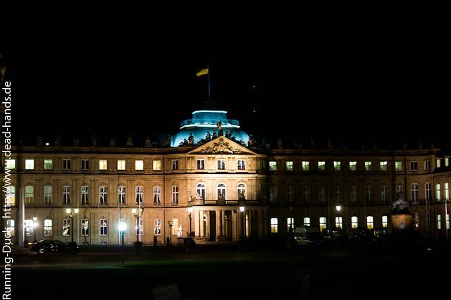 Leuchten Schloss