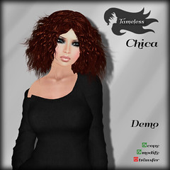 Tameless Affiliate Chica - Demo