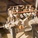 Small photo of Kirkham 4-Cylinder Aircraft Engine