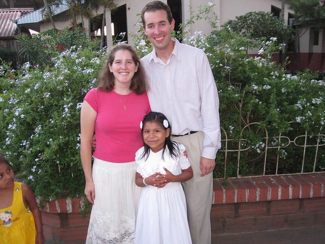 Header of goddaughter