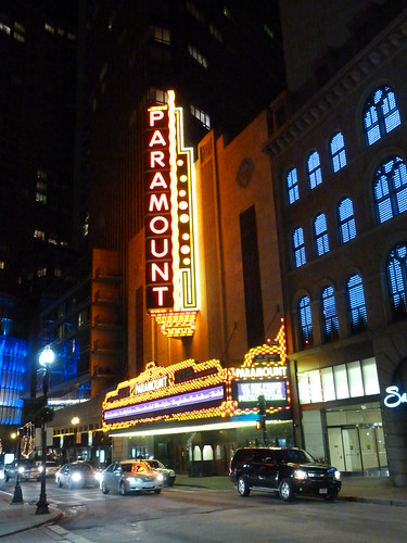 Paramount Theatre, Boston