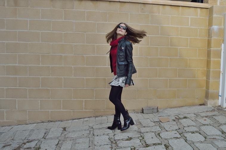lara-vazquez-madlula-skirt-biker-jacket-fashion-chic