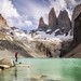 Torres del Paine by Frank Kehren