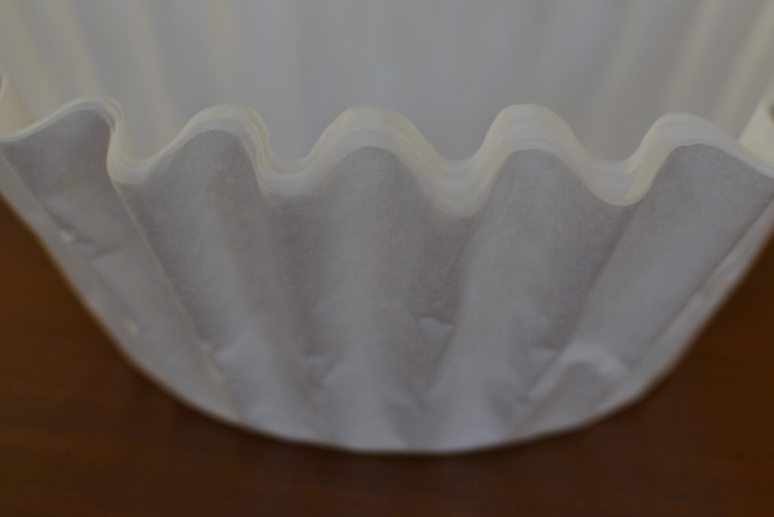 using coffee filters as tea bags