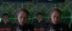 Battlestar Galactica Netflix vs Blu-Ray 100%