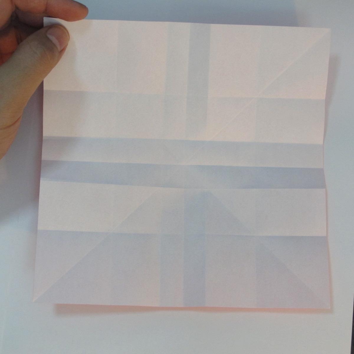 วิธีพับกระดาษพับดอกกุหลาบ 011