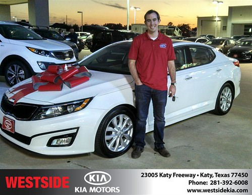 Happy Birthday to Justin Boggs from Gil Guzman and everyone at Westside Kia! #BDay by Westside KIA