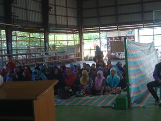 diaryongtagalog with bmacc sa sta maria islamic seminar one