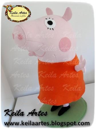 MAMAE PIG by KEILARTES