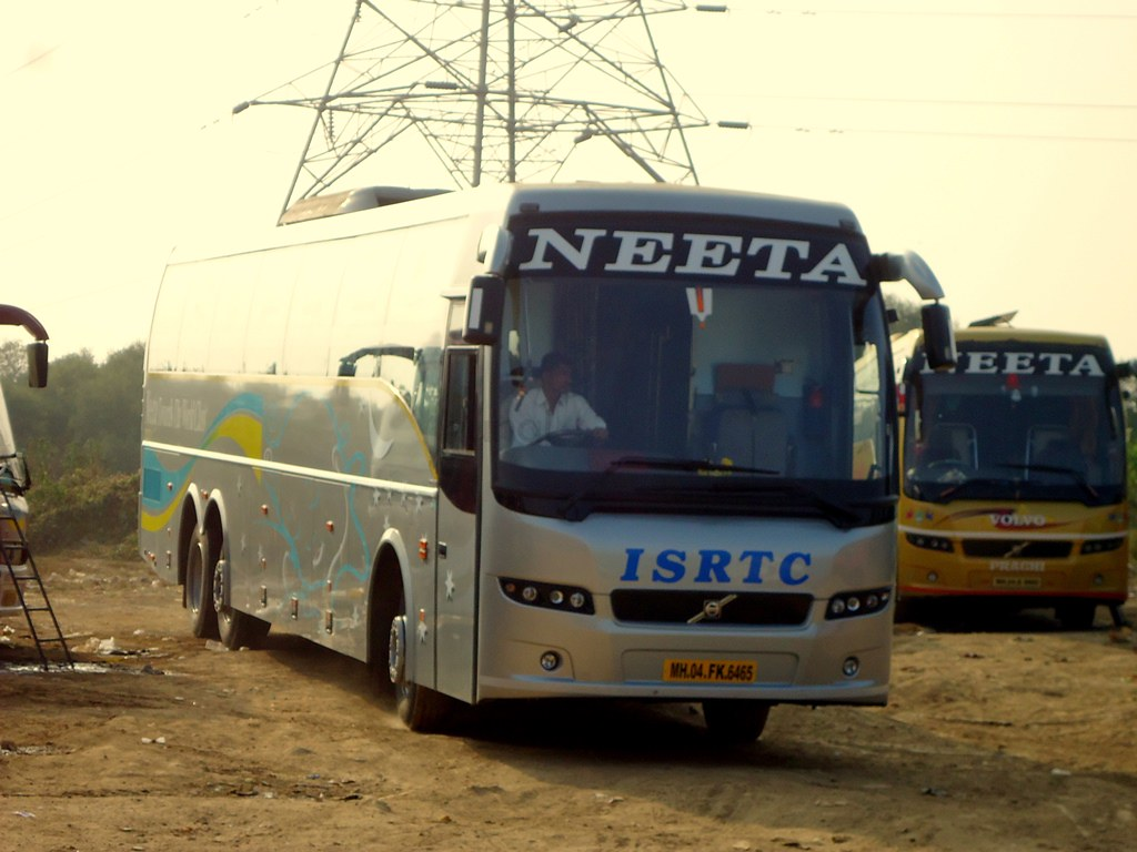 Neeta Volvo 9400 Multi Xl Sleeper Kunal Jadhav Flickr