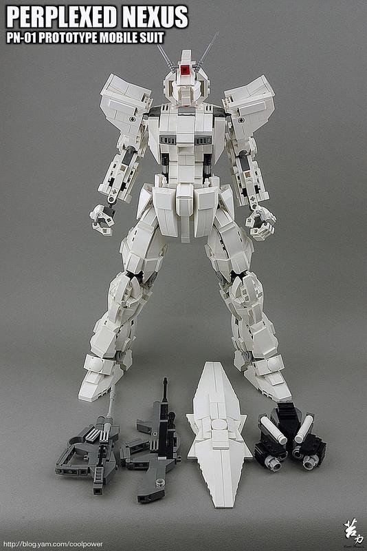 0017 LEGO GUNDUM TYPE-PN-01