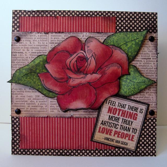 Card - TRC Rose Colored