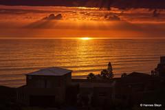 Beachview sunset