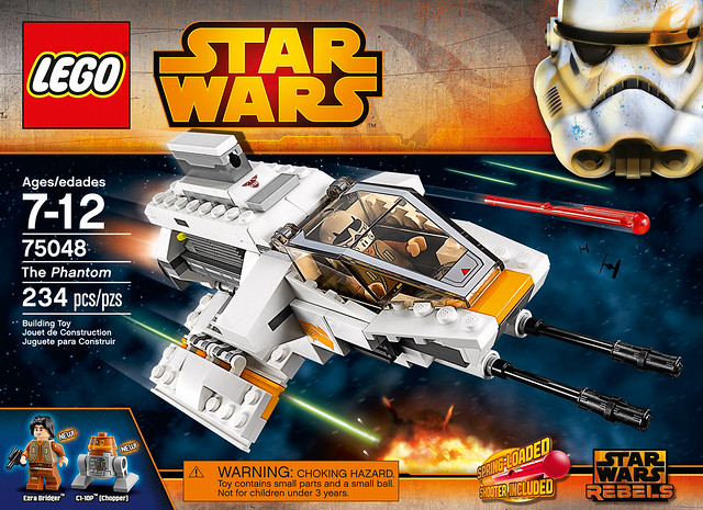 LEGO Star Wars Rebels 75053 - The Ghost