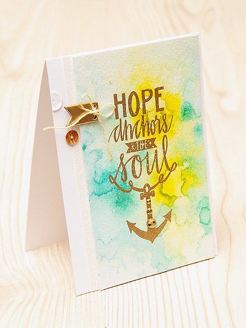 Neat & Tangled February 2014 Release | Hope Anchors