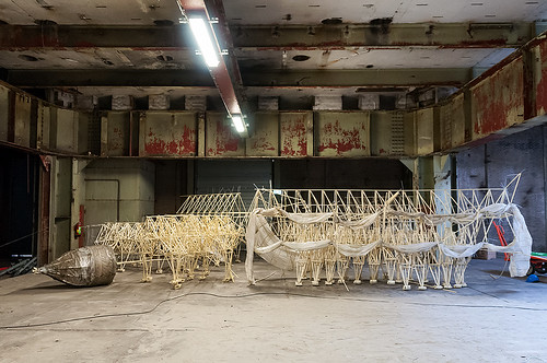 Theo Jansen - Generator Strandbeest (preview)