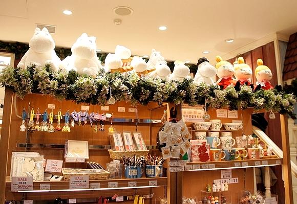 東京天空樹嚕嚕米餐廳04