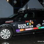 Ploegvoorstelling Rock Werchter Toekomstvrienden Cycling Team