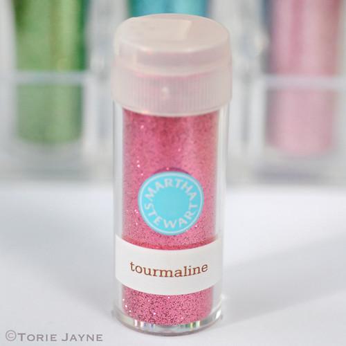 Ultra-fine glitter - tourmaline