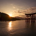 Itsukushima Shrine by rabi_suke