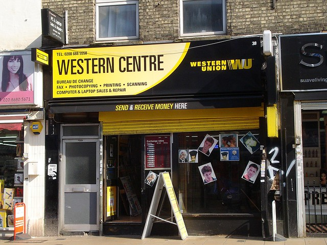 38 london road: western centre