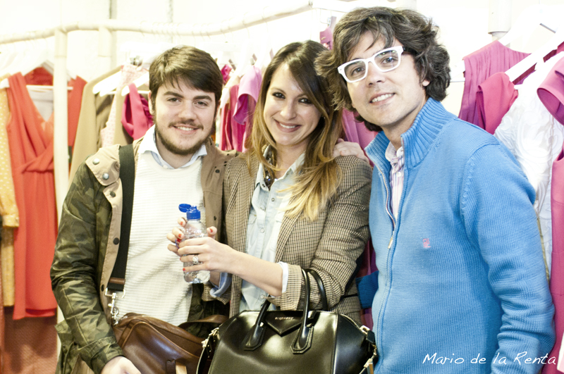 OPEN DAY DAVID CHRISTIAN MADRID SPRING 14_11