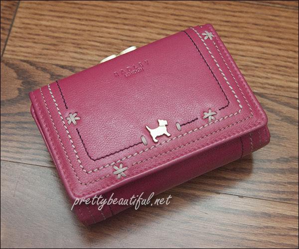 Radley Tri-fold wallet
