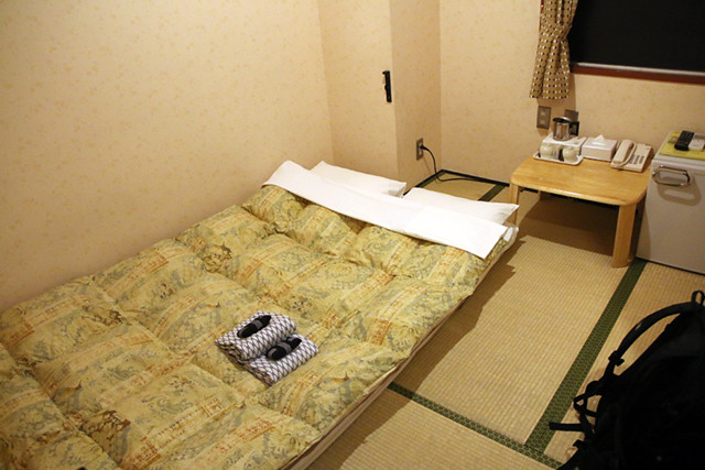 Accommodation in Japan