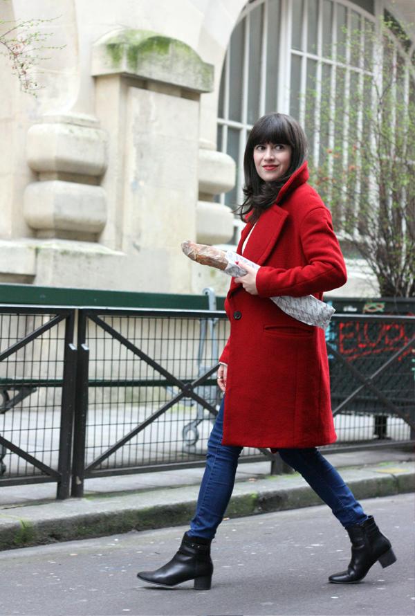 אופנה ואוכל, בלוג אופנה בפריז, בלוג אופנה