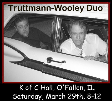 Truttmann-Wooley Duo 3-29-14
