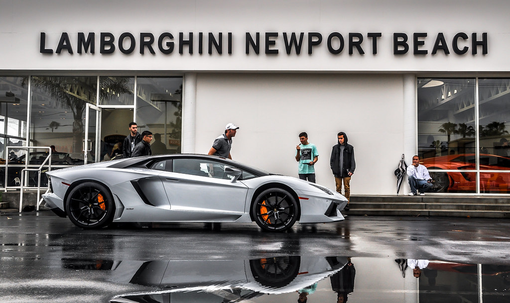 lamborghini newport beach | lamborghini aventador at cars an… | flickr