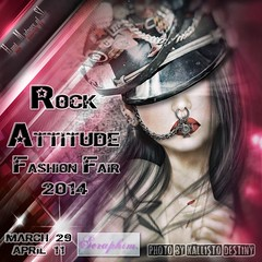 ROCK ATTITUDE FASHION FAIR 2014 - RAFF