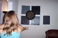 indoor games and sports, sports, recreation, games, darts,