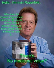 Gov't Marijuana Program