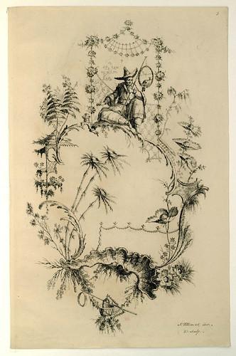 008-Ornamentos chinos-Oeuvre gravé de Jean Pillement..1767-Vol 2- INHA