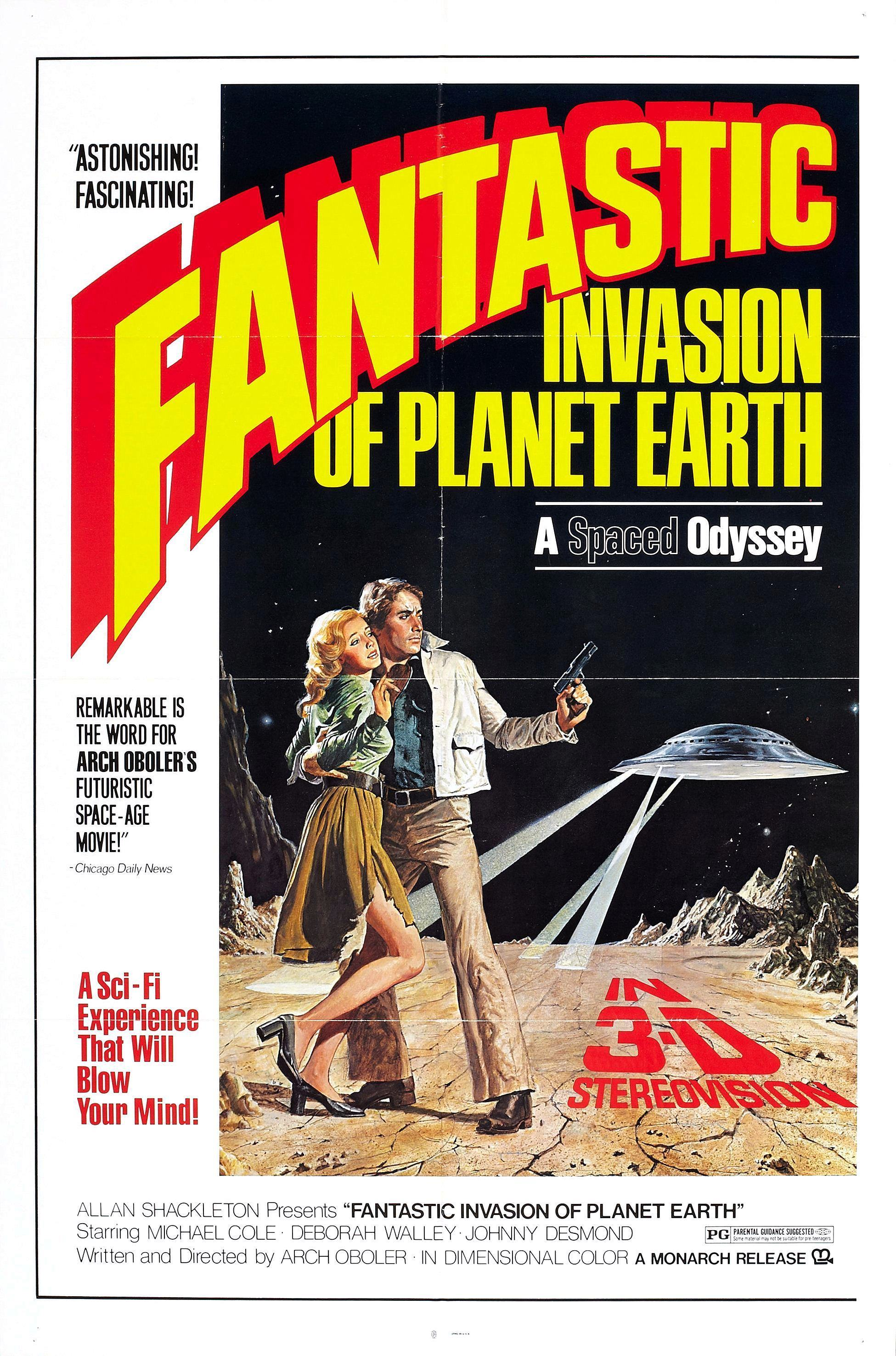 Fantastic Invasion of Planet Earth (1966)