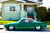 Green Morning Ghia