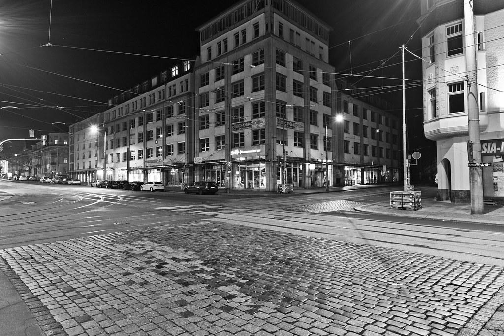 Bischofsweg/Rothenburger Straße