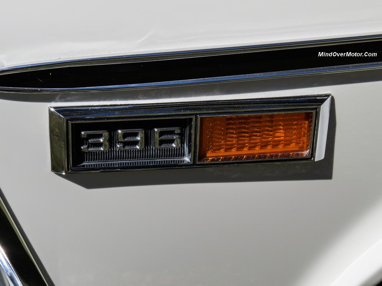 Chevrolet Nova SS396 Turn Signal
